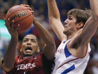 Kansas vs Temple 2