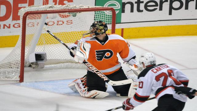 Philadelphia Flyers - Ilya Bryzgalovn 2