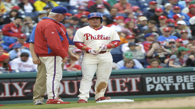 Philadelphia Phillies - Carlos Ruiz