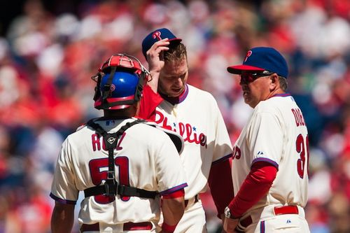 Roy halladay injury